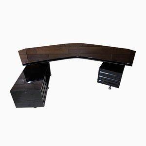 Desk by Osvaldo Borsani for Tecno, 1970s