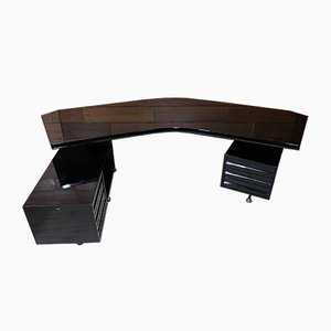 Schreibtisch von Osvaldo Borsani für Tecno, 1970er