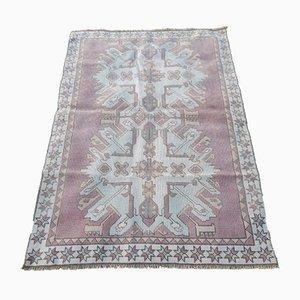 Vintage Turkish Kars Carpet