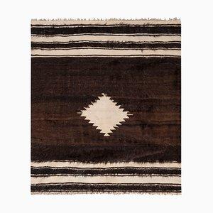 Türkischer Vintage Kelim Teppich mit Ziegenhaar, 1970er