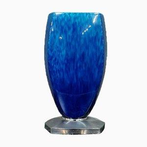 Art Deco Ceramic Vase by Paul Milet