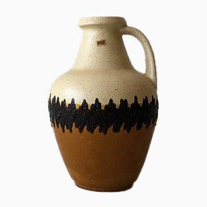 Große moderne Keramikvase von Bay Keramik, 1970er