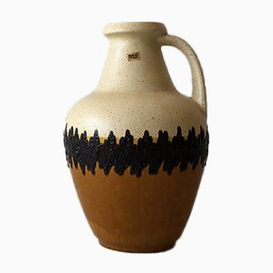 Large Modernist Ceramic Vase from Bay Keramik, 1970s
