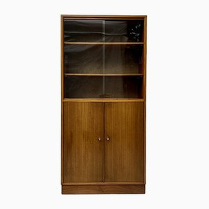 Tall & Slim Vintage Cabinet or Bookcase