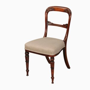William IV Rosewood Chairs, Set of 2