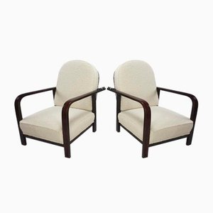 Adjustable Lounge Chairs by Thonet, 1930s, Set of 2