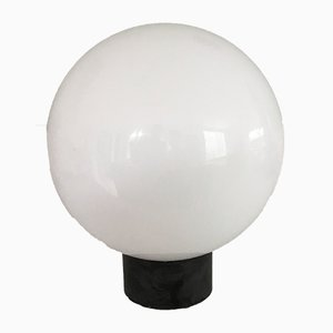 Large Type 4769 Glass Globe Lamp from Bega, 1970s
