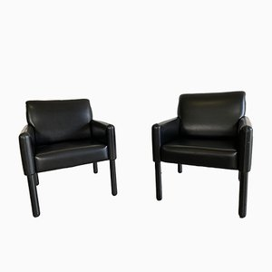 Model 896 Chairs by Vico Magistretti for Cassina, 1960s, Set of 2