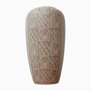 Dekorative deutsche Mid-Century Keramikvase