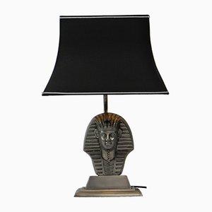Zinn Pharao Lampe, 1970er
