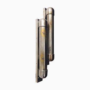 Bauhaus Wandlampen von Napako, 1930er, 2er Set