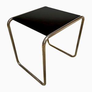 German Bauhaus Tubular Steel B9 A Side Table by Marcel Breuer for Tecta, 1920s
