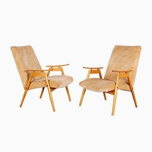 Armchairs by Jaroslav Smidek, Set of 2