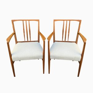 Dining Chairs by Gordon Russell, Set of 8