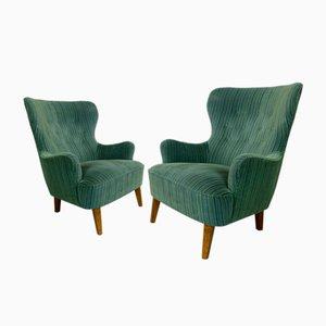 Vintage Sessel von Theo Ruth für Artifort, 1950er, 2er Set