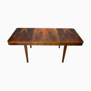 Art Deco Extendable Dining Table by Jindřich Halabala, 1952