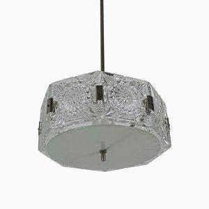 Mid-Century Pendant Lamp by Kamenický Šenov, 1960s