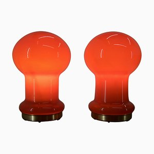 Space Age Table Lamps by Stepan Tabera, 1970s, Set of 2