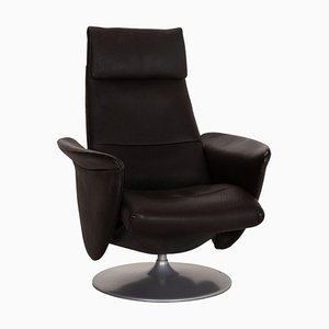 Brown Leather Armchair from de Sede