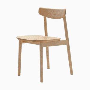 Natural Oak Klee Chair 1 by Sebastian Herkner