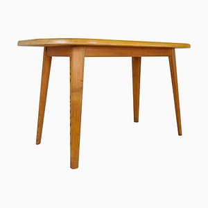 Mid-Century Pine Coffee Table by Carl Malmsten, Sweden, 1940s