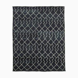 Black Moroccan Rug