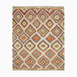Multicolor Contemporary Area Rug