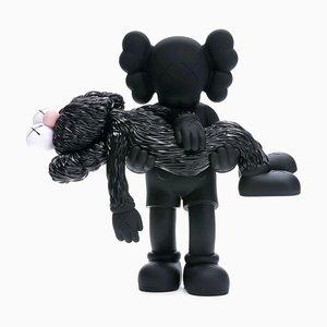 KAWS, Gone, Black Version, Collectible Pop Art, 2019