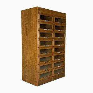 Vintage 16 Drawer Haberdashery Cabinet