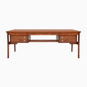 Rosewood Model 223 Executive Desk by Arne Vodder for Sibast, Denmark, 1960s