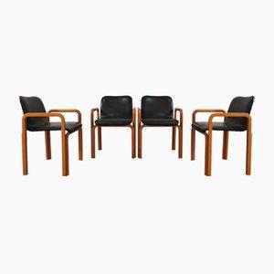 Stühle von Pillini Furniture, 1970er, 4er Set