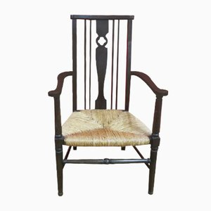 Arts and Crafts Nursing Chair