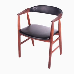 Chaise de Bureau Vintage de Farstrup, Danemark, 1960s