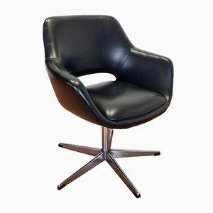 Mid-Century Swivel Easy Chair by Niko King for Stol Kamnik, Slovenia, 1960s