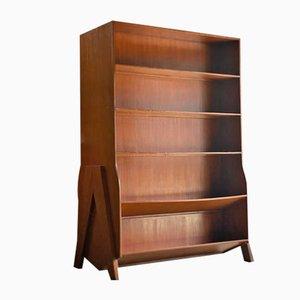 Model Pj-050112 Double-Sided Bookcase by Pierre Jeanneret, 1960s