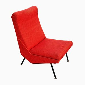 Troika Lounge Chair by Pierre Guariche for Airborne