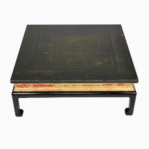 Table Basse Laquée de Maison Jansen, Chine