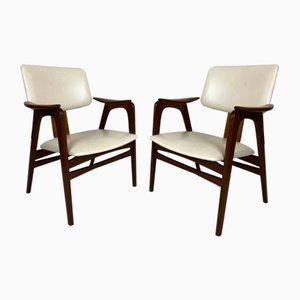 Mid-Century Sessel im skandinavischen Stil von Cees Braakman für Pastoe, 2er Set