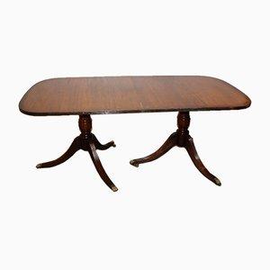 Dend Esstisch aus Mahagoni, 1960er