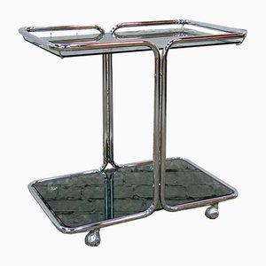 Bar Table with Glass Tops, 1960s