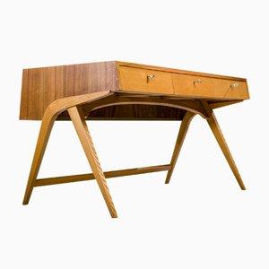 Vintage German Boomerang Desk, 1960s