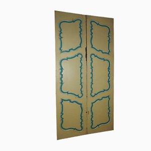 Antique Doors, Set of 2