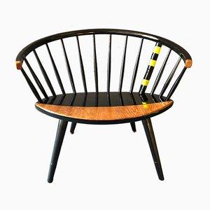 Constructivist Upcycled Armchair by Markus Friedrich Staab / Yngve Ekström