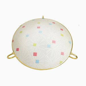 Mid-Century UFO No. 83 Ceiling Lamp from Erco