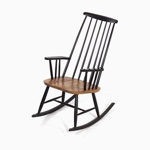 Danish Rocking Chair by Ilmari Tapiovaara, 1960s