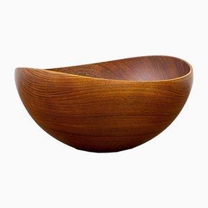Teak Bowl by Anders Bergenblad