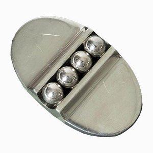 Silver Brooch from Kaunis Koru