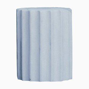 Handmade Column I Side Table by Victor Ledure