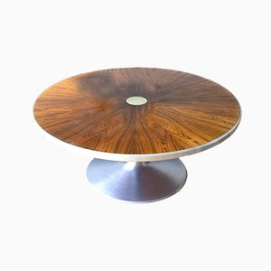 Danish Rosewood Coffee Table by Poul Cadovius for France & Søn, 1960s