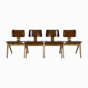Vintage Chairs by Robin & Lucienne Day for Hille, Set of 4